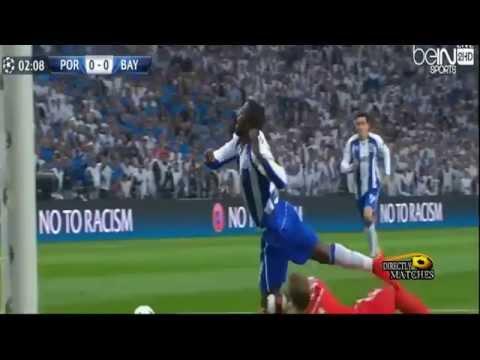 بورتو وبايرن ميونخ 3-1