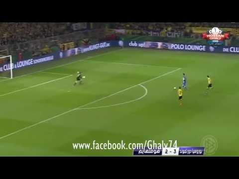 بروسيا دورتموند/ هوفنهايم 3-2