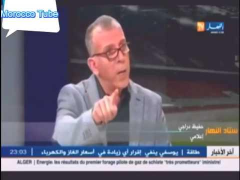 حفيظ دراجي يعري الواقع الجزائري بسبب الكان