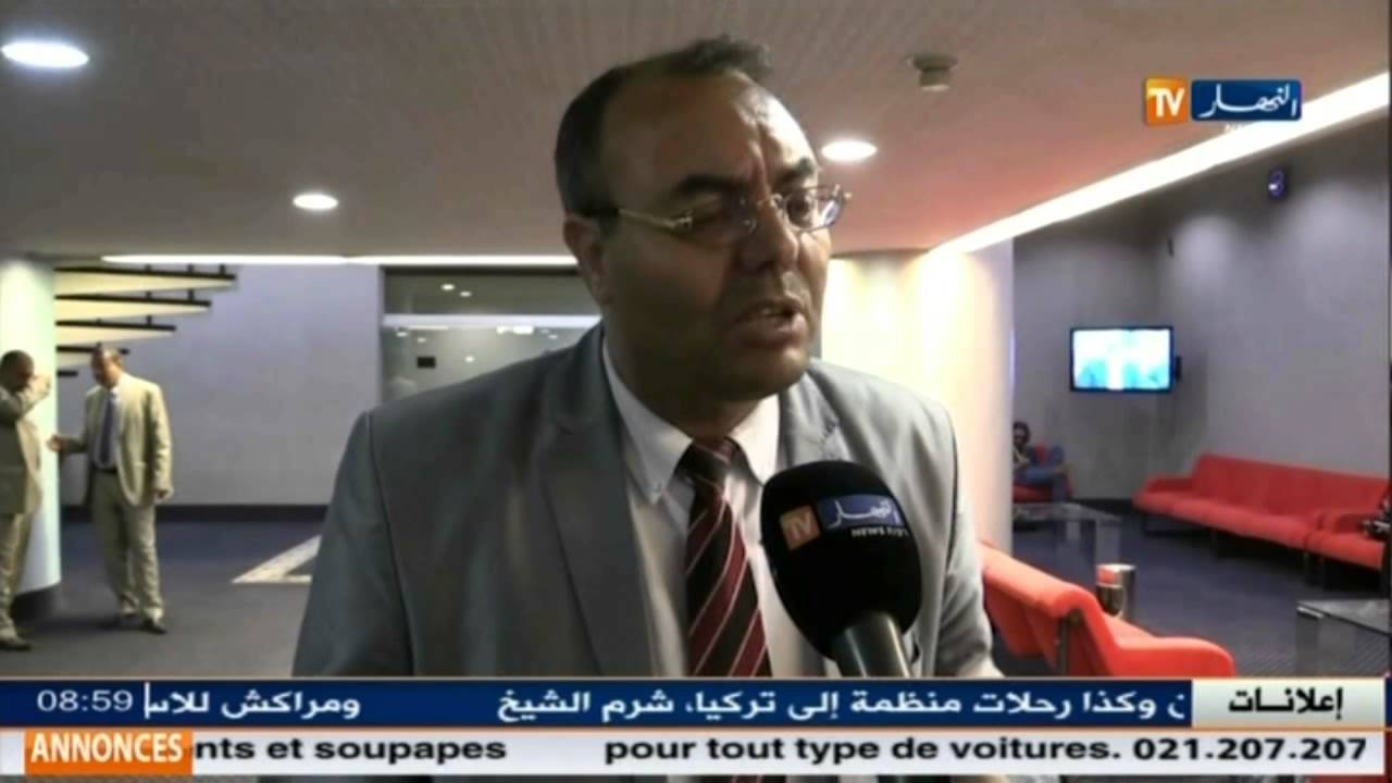 نواب البرلمان يطالبون باستقالة وزير النقل الجزائر عمار غول