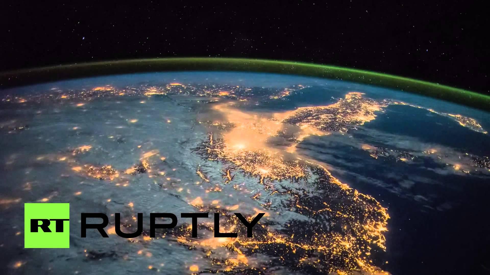 صور فضائية مذهلة للقارة الأوروبية