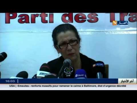 لويزة حنون تطلق إتهامات خطيرة ضد وزيرة الثقافة لعبيدي...!!!
