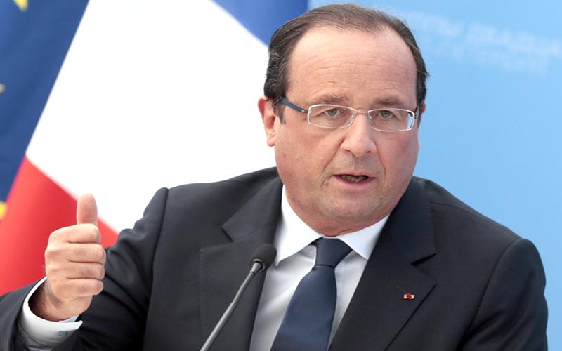 هولاند: لم نرتكب جرائم في الجزائر ولن نعتذر للجزائريين