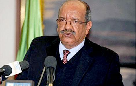 الوزير الجزائري مساهل يستقبل مبعوثًا خاصًا للرئيس الإيراني