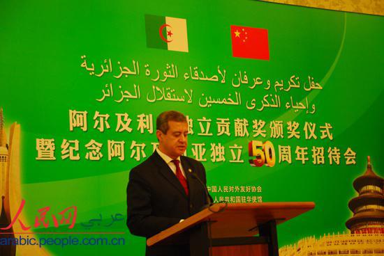 لأول مرة منذ استقلالها..الجزائر تفتح جسر التواصل مع الصين