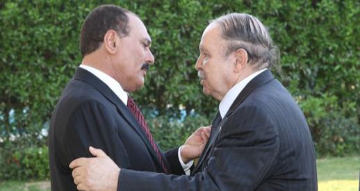 الرئيس السابق لليمن يستنجد بالجزائر لوقف عاصفة الحزم