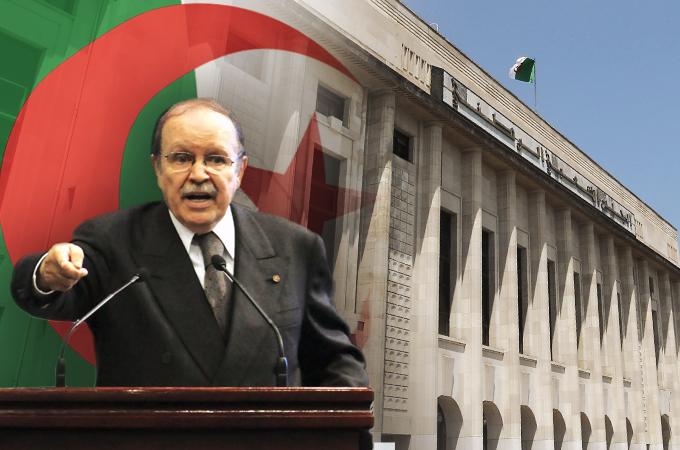 سعداني يقر أن نسخة مسودة الدستور الجزائري المقدمة لمؤسسات الدولة غير التي ستقدم للبرلمان