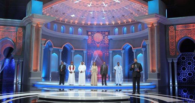 المغربي ياسين حزكر يتألق في برنامج أمير الشعراء