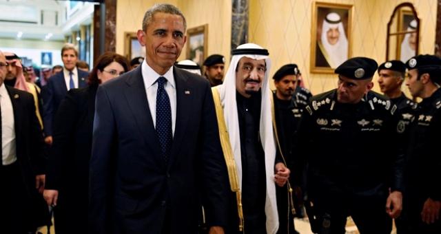 زعماء الخليج في اجتماع تمهيدي للقاء أوباما