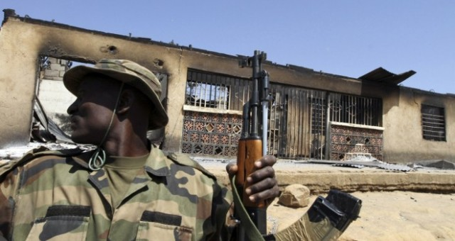 الجيش النيجيري يحرر أسيرات من قبضة