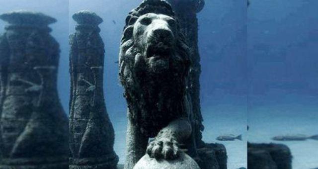 بالصور.. أشهر 5 مدن في العالم تحت الماء