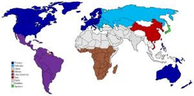 الأنثروبولوجيا: نحن وصدام الحضارات
