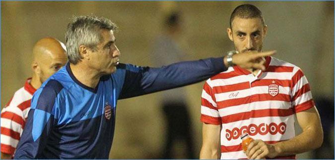 منع مدرب النادي الافريقي من دخول الجزائر