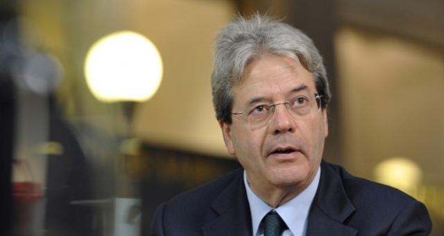 وزير خارجية إيطاليا يدعو لمحاربة