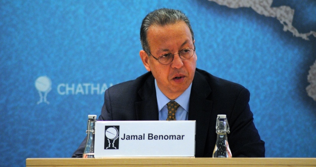 المغربي جمال بنعمر يغادر منصبه  كمبعوث أممي  في اليمن