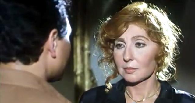 نادية الجندي تود تأدية دور سوزان مبارك