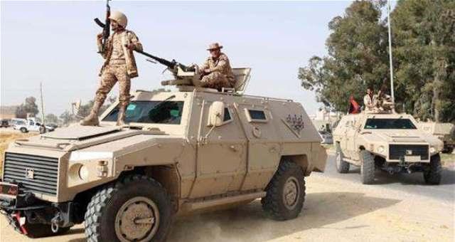 قوات حفتر تواصل تقدمها بضواحي طرابلس