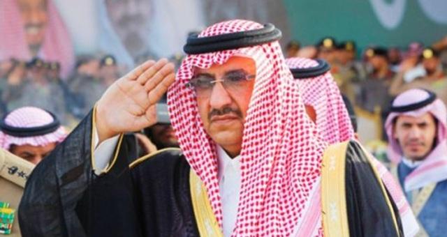 الأمير محمد بن نايف وليا لعهد السعودية