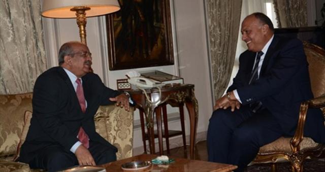 اجتماع ثلاثي بين مصر وإيطاليا والجزائر حول ليبيا