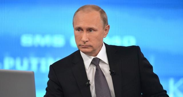 بوتين يتهم واشنطن بالمسؤولية في بروز