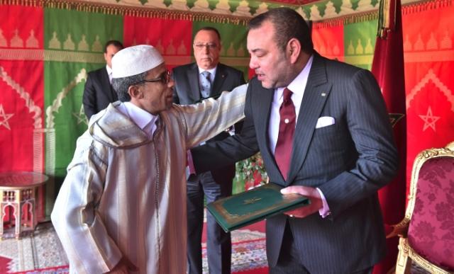 منظمة الأسرة العربية تختار العاهل المغربي شخصية سنة 2015