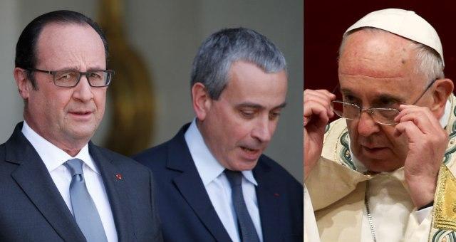 الفاتيكان يرفض تعيين سفير فرنسي لديها لأنه مثلي
