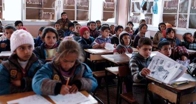 15 مليون طفل محرومون من الدراسة بالشرق الأوسط