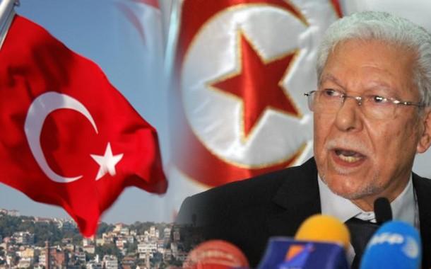 وزير خارجية تونس يحدث أزمة بسبب تركيا وسوريا