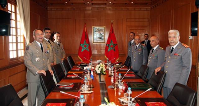 المغرب وفرنسا يعززان تعاونهما الأمني
