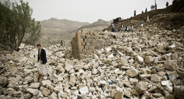مقتل 540 شخصا باليمن منذ 19 مارس