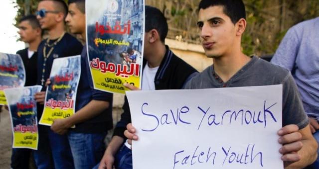 الأمم المتحدة تحذر من تدهور الوضع بمخيم اليرموك