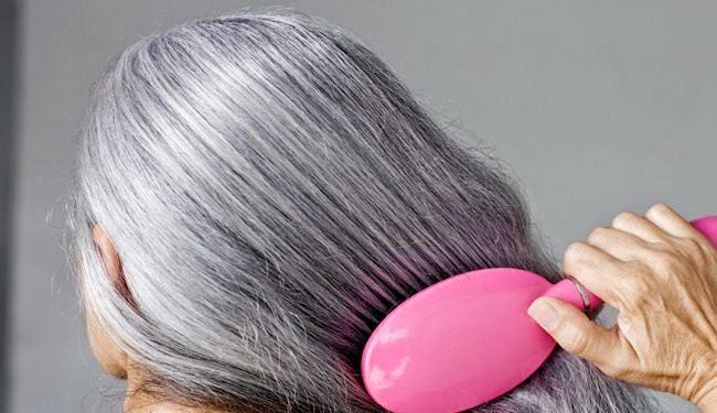 5 خطوات فقط تخلصك من شيخوخة الشعر