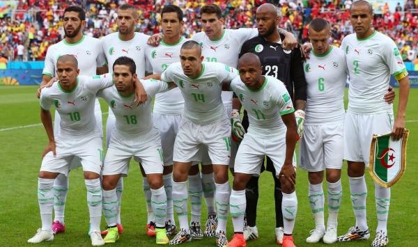 المنتخب الجزائري يواصل الريادة قاريا رغم تراجعه