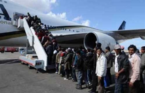 الجزائر تجلي جزائريين ومغاربيين من اليمن