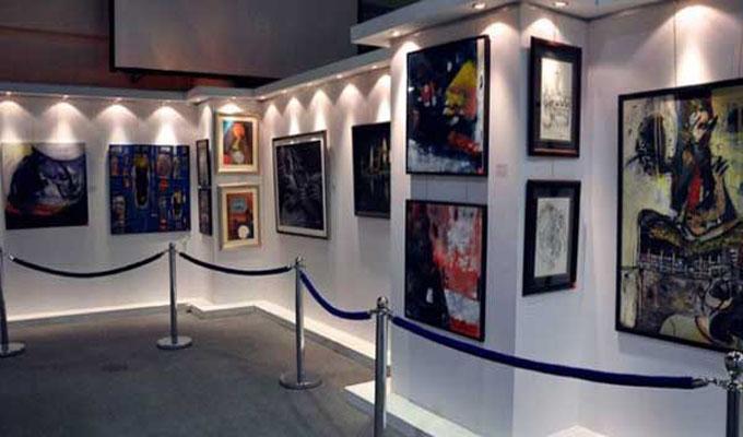 تونس فى عيون فنانين تشكيليين أجانب محور معرض فنى برواق يحيى بالعاصمة
