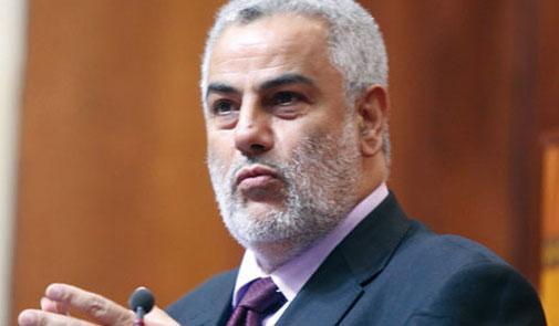 بنكيران: المغرب يتطلع إلى تعاون أكثر قوة مع فرنسا