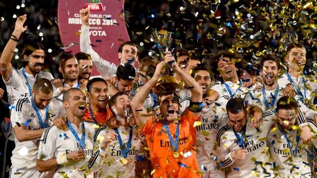 كأس العالم للأندية في 2015 و2016 باليابان