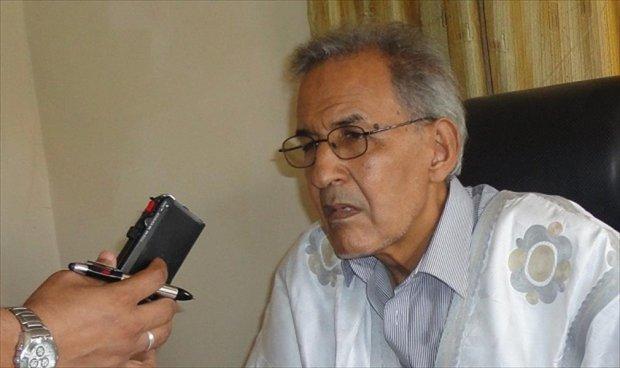 ولد داداه يدعو الدول والامم المتحدة لانقاذ موريتانيا