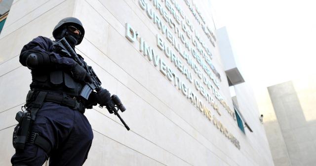 الأمن المغربي يوقف عنصرين متشبعين بالفكر الجهادي متورطين في عملية سرقة محل لبيع المجوهرات