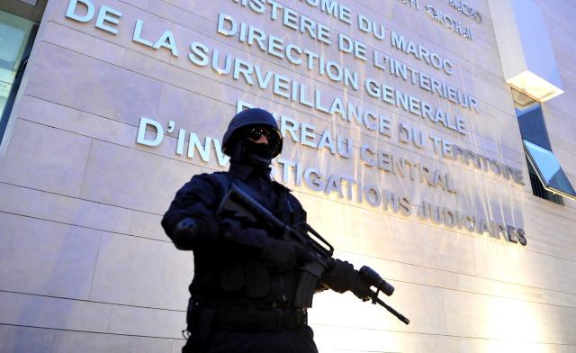إحالة أفراد خلية كانت تخطط للقيام بعمليات إرهابية بعدد من مدن المغرب على محكمة الاستئناف بالرباط