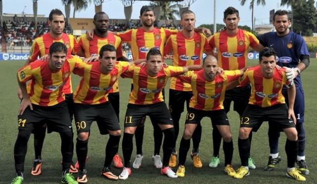 الترجي التونسي يتصدر الأندية المغاربية قاريا