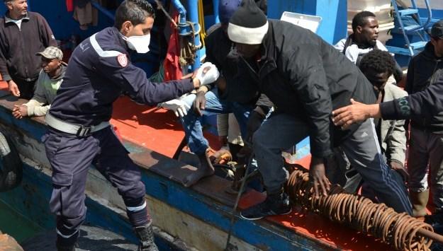 تونس تنقذ 175 مهاجرا غير شرعي قرب سواحلها