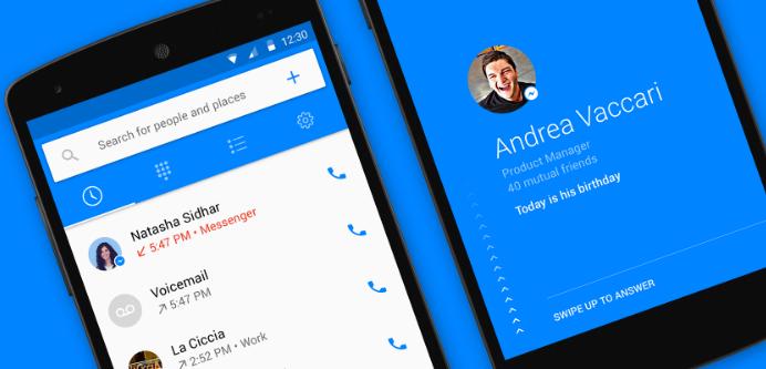 «فيس بوك» يطلق تطبيق «هالو» لكشف بيانات المتصل بك