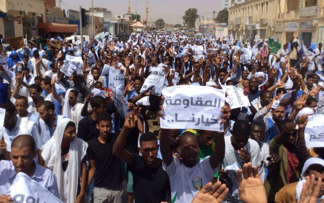 مسيرة في نواكشوط من أجل