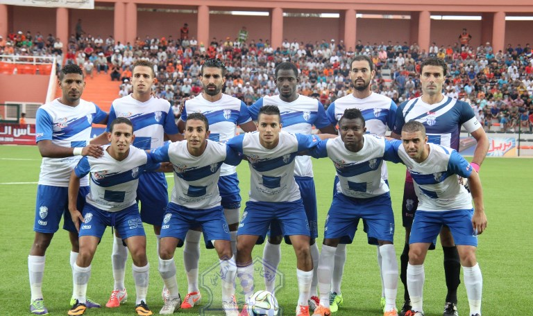 فريق اتحاد طنجة يصعد رسميا للقسم الاحترافي
