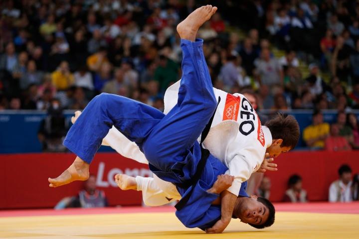 الرباط تحتضن التصفيات العالمية الأولمبية في الجيدو