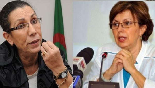 حرب نسائية تشتعل بين زعيمة حزب العمال ووزيرة الثقافة بالجزائر