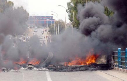 """انتفاضة 1500 عائلة غرب العاصمة الجزائر ضد تطبيق مشروع """"دمج الأحواش بالمدن"""""""