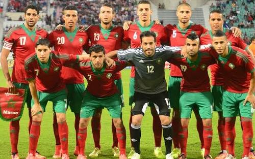 المنتخب المغربي يطلب مواجهة الفراعنة وديا