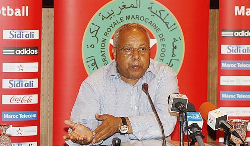المنتخب المغربي المحلي يلاقي منتخب ليبيا